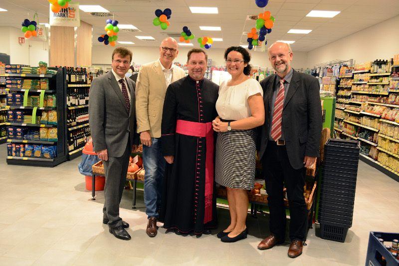 B B W Abensberg Eroffnet Fairmarkt Realitatsnahe Ausbildung In Modernen Raumlichkeiten Bistum Regensburg